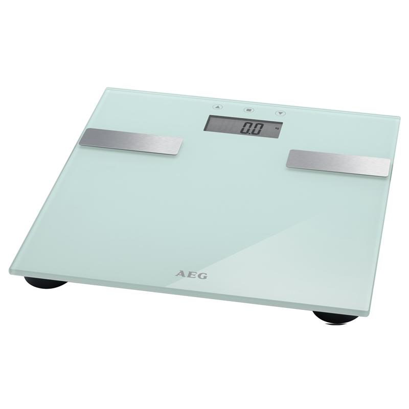 Весы напольные AEG PW 5661 FA inox серебристый
